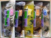 庄内小茄子漬(5種)大