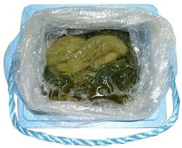 山形菜(山形青菜)1kg  クールボックス