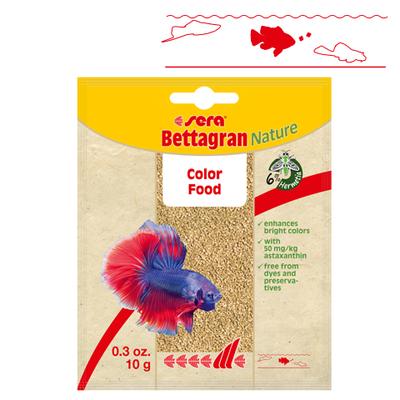 【熱帯魚フード】ベタグランNature 10g