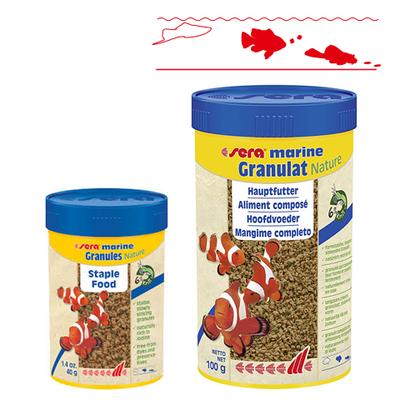 【海水魚フード】マリングラニュレイトNature