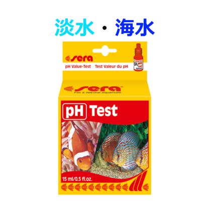 水質測定試薬(テスター) serapHテスト 15ml