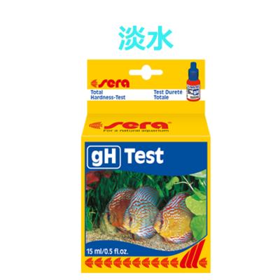 水質測定試薬(テスター) seragHテスト 15ml