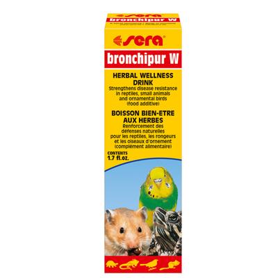 【小動物の飼育用品】ブロンキパーW 50ml