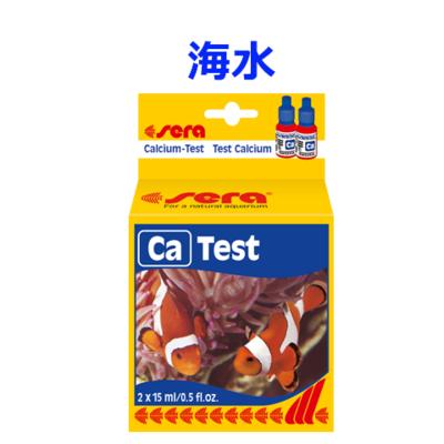 水質測定試薬(テスター) seraCaテスト 15ml