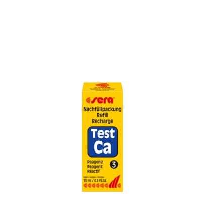 水質測定試薬(テスター) seraCa補充液(3) 15ml