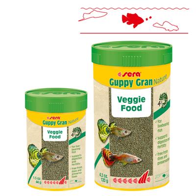 【熱帯魚フード】グッピーグランNature