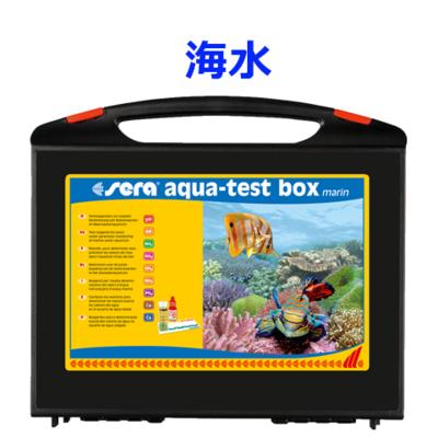 水質測定試薬(テスター) seraアクアテストボックス マリン