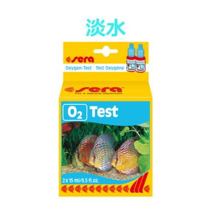 水質測定試薬(テスター) seraO2テスト 15ml