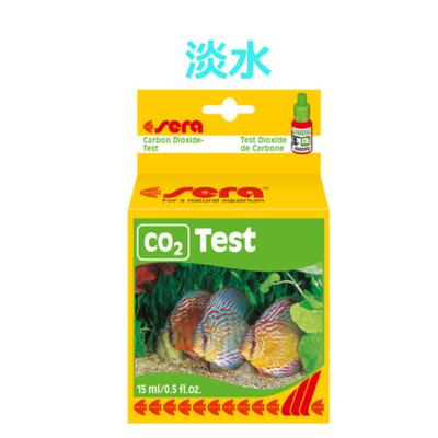 水草育成用品 seraCO2テスト 15ml