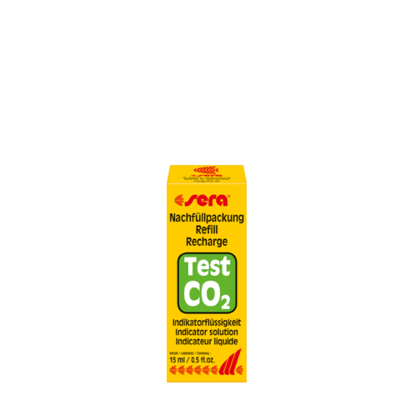 水質測定試薬(テスター) seraCO2補充液 15ml