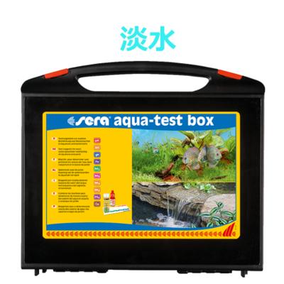 水質測定試薬(テスター) seraアクアテストボックス +Cu