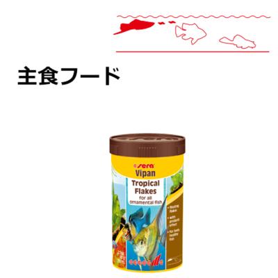 【熱帯魚フード】ビーパン 250ml/60g