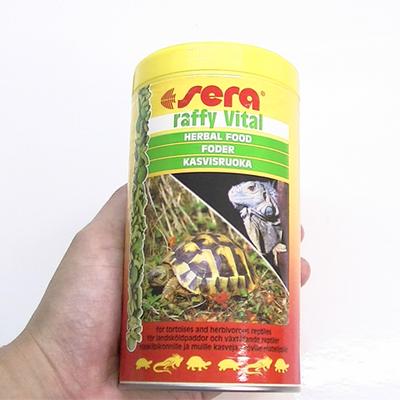 【OUTLET/爬虫類フード】ラフィビタール 500ml/95g