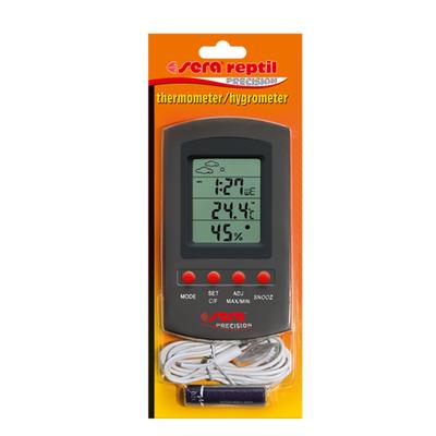 爬虫類用湿温度計 seraレプタイル湿温度計