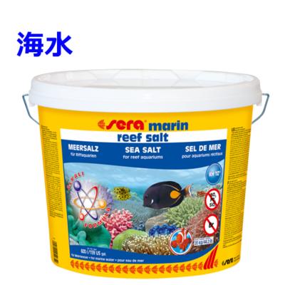 人工海水のもと sera マリンリーフソルト 20kg