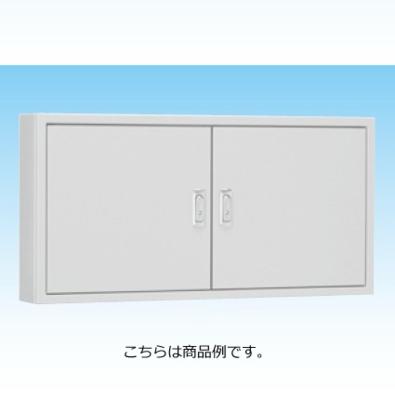 日東工業 盤用キャビネット 露出形 木製基板 B25-1220-2 深さ250mm ライトベージュ色