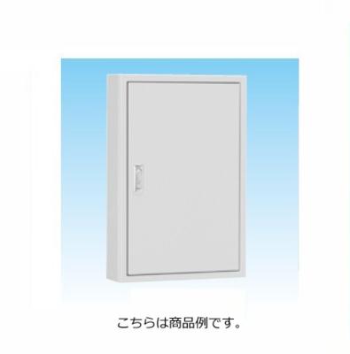 日東工業 盤用キャビネット 露出形 木製基板 B10-23 深さ100mm ライトベージュ色