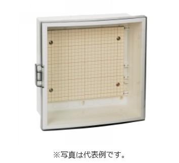 河村電器 プラボックス (プラスチック製/屋内・屋外兼用/木製基板)SPN2525-12T