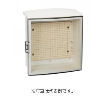 河村電器 プラボックス (プラスチック製/屋外用/木製基板)クリーム SPNO2525-12T
