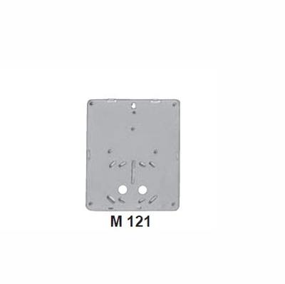 河村電器産業 M121 ワットメーター用取付ベース