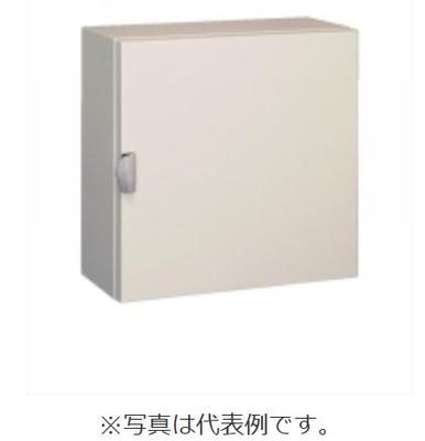 河村電器産業 CCG2015-12 コントロールキャビネット 屋内用 露出形/鉄製基板 ベージュ