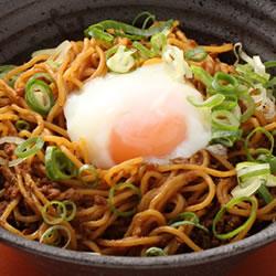 広島風 汁なし坦々麺 1食