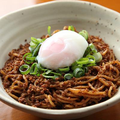 広島風 汁なし坦々麺 3食