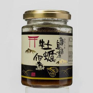 広島県産牡蠣 佃煮 120g