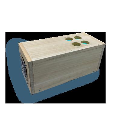 ヘルシェル 木箱タイプ 10畳 【日本製】