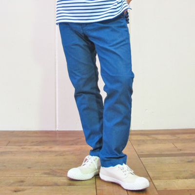 (men's) COOL MAX DENIM blue (mbt002)