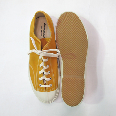 (men's) moonSTAR FINE VULCANIZED GYM CLASSIC mustard (msho011)