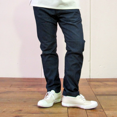 (men's) COOLMAX DENIM indigo (mbt001)