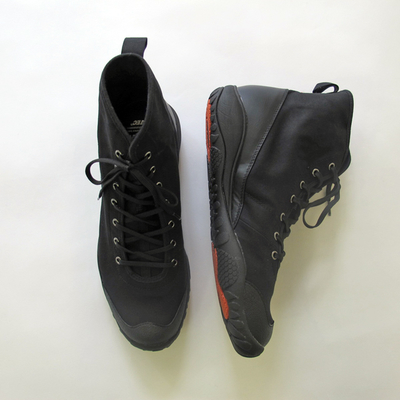 (men's) HI-TEC / ハイテック AMACRO HI black (msho015)