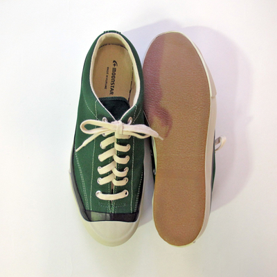 (men's) moonSTAR/ムーンスター GYM COURT green (msho018) ※送料手数料¥0