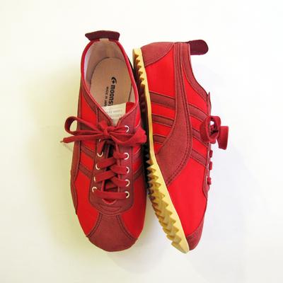 (lady's) moonSTAR/ムーンスター JG CUSTOM red (Lsho015) ※送料手数料¥0