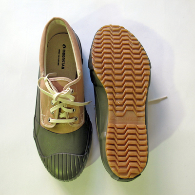 (men's) moonSTAR/ムーンスター MUD GUARD coral khaki (msho021) ※送料手数料¥0