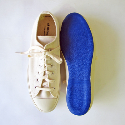 (men's) moonSTAR FINE VULCANIZED / ムーンスター ファインヴァルカナイズ LOW BASKET natural (msho028)