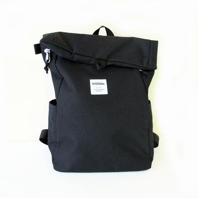 hellolulu / ハロルル リュック MINI TATE black (Lkom018)