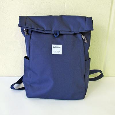 hellolulu / ハロルル リュック MINI TATE dark blue (Lkom019)