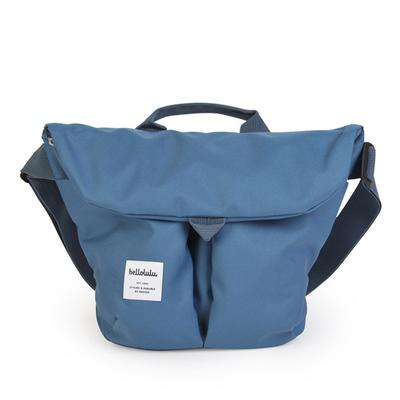 hellolulu  / ハロルル ショルダーバッグ KASEN smoke blue (Lkom023)