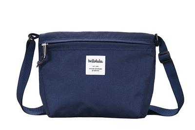 hellolulu / ハロルル ショルダーバッグ CANA dark blue (Lkom027)