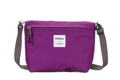 hellolulu / ハロルル ショルダーバッグ CANA purple (Lkom033)