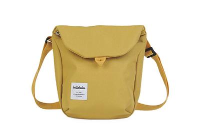 hellolulu / ハロルル ミニショルダーバッグ DESI yellow (Lkom034)