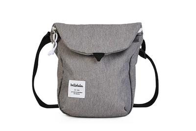 hellolulu / ハロルル ミニショルダーバッグ DESI dark gray (Lkom035)