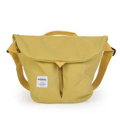 hellolulu / ハロルル ショルダーバッグ KASEN yellow (Lkom038)
