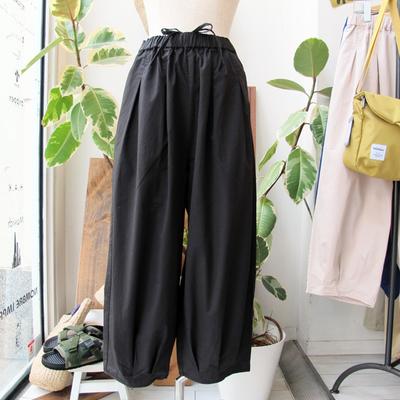 (lady's) Hunch / ハンチ サーカスパンツ black (Lbt044)