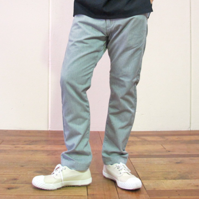 (men's) COOLMAX TWILL gray (mbt003)