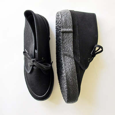 (lady's) moonSTAR / ムーンスター FINE VULCANIZED SLOTH black (Lsho032)