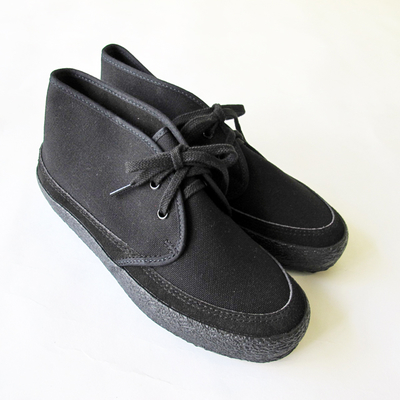 (men's) moonSTAR FINE VULCANIZED /ムーンスター ファインヴァルカナイズ SLOTH black (msho037)