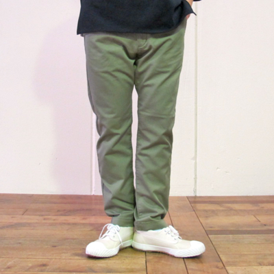 (men's) COOLMAX TWILL olive (mbt004)